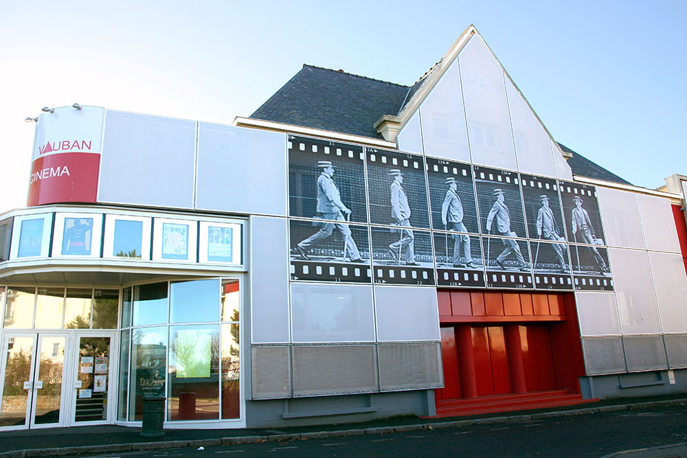 Cinéma le Vauban Saint Malo